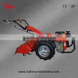 HS-T05A Gasoline Rear-tine tiller tractor small field cultivator