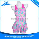 Quick Dry And Breathable Sexy Tankini Bathing Suits For Young Girls