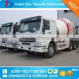 20MT HOWO concrete mixer lorry