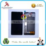 Replacement lcd display screen for Nokia Lumia 730 lcd with touch digitizer for Nokia Lumia 730 lcd touch screen assembly