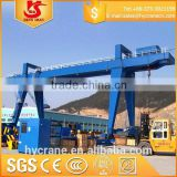 double girder gantry crane 50 ton