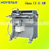 Semi Automatic Round Oval Multi Function Pneumatic Screen Printing Machine with Printing Cylindrical Products