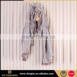 Wholesale soft touching scarf fabric merino wool scarf