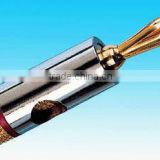 4mm gold plating banana plug connector