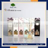 100ml glass bottle primi home decor wholesale diffuser reeds with aluminum caps                                                                                                         Supplier's Choice