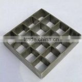 Gread structure stainless steel/Steel plate tower platform /lattice plate for garden