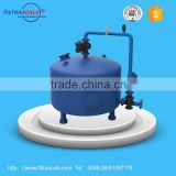 Filtrascale Shallow sand filter for swimming pools water filtration