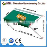 Modern design custom polyester fabric fixed awning window wholesale manufacturer