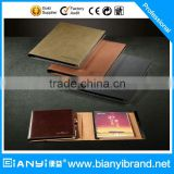 2016 Diary&Planner&Organizer&PU Leather Notebook for Promotion