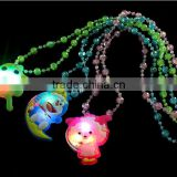 PARTY LIGHT UP FLASHING LED NECKLACES Children'Day Birthday Gift Toy                                                                         Quality Choice