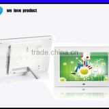 "10"" DPF replacement led tv screen wholesale mp3 player DC5V/2A VGA format slide show panel"