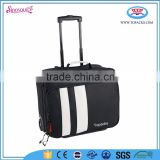 business briefcase trolley case bag backpack with wheel for briefcase