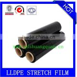 500mmx20micx300m black shrink wrap film