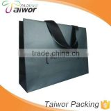 Drawstring Sealing & Handle and Accept Custom Order Paper Grocery Bags
