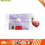 digital printing micro fiber goggle glasses cleaning cloth