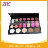Wholesale Professional 26 colors Makeup Blusher Blush Palette ,Foundation pressed powder palette