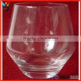 wholesale nice quality bareware whiskey glass crystal rock glass