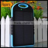 Hot Sale Watch Portable Solar Charger Power Bank Factory