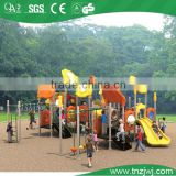 big flower leaf playground with swing area kindergarten outdoor steel toys