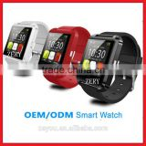 New Arrival android silicon digita smartphone,Bluetooth watch with pedometer with step counter