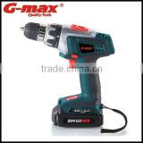 G-max Li-ion Battery Powered Two-Speed 18V Cordless Drill GT31011