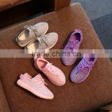 The 2016 Summer children sports shoes casual shoes shoes girls boys mesh breathable shoes wholesale coconut