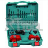 manufacturer China wholesale alibaba supplier electric tool Cordless twin drill power tool set tool box