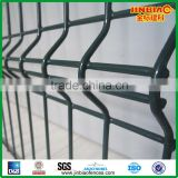 Alibaba China 3 folds decorative used wire mesh fencing