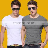2016 Hot sale men's custom printed t-shirts drop ship/custom t-shirt