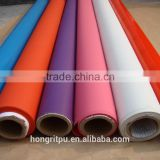 China TPU Transparent/Fog Film For Shoes, Handbag, Raincoat, Logo, Medical Product, Inflatable