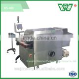 NEW technology Shanghai WS 400 full Automatic cellphane overwrapping machine