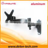 aluminum 200x200 23inch 32inch 37 inch swivel lcd tv wall mount full motion led bracket plasma holder