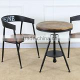 Vintage Bar Chair / Retro Bar Chair/ Metal Bar Chair / Coffee Shop Chair / Public Chair