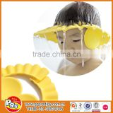 CA04 Baby accessories kids bath hat baby shampoo bath caps