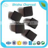 Hard Wood Material And Briquette Shape Hookah Shisha Charcoal Smokeless Best Quality For Charcoal Round Bamboo Charcoal