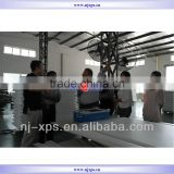 PP sheet machine production used recycled polypropylene granules for expanded polypropylene foam sheet
