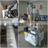 Double hoppers automatic chinese momo making machine