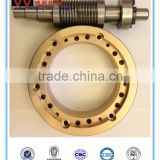 High Precision worm wheel gear made by WhachineBrothers
