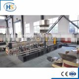 Carbon Black Masterbatch Air Cooling Pelletizing Line/Tse Series Filler Masterbatch Machine Pelletizing Line