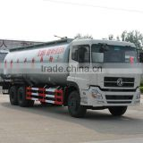 15 ton dongfeng bulk powder transportation truck