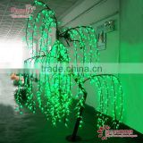 SJ218002 hot sell led weeping willow tree lighting