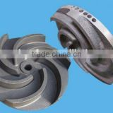 Investment Casting Stainless Steel Water Pump Impeller