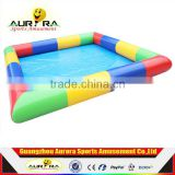 High quality inflatable adult swimming pool floating inflatable boat swimming pool for sale