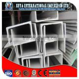 hot dipped galvanized channel steel channel