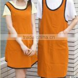 gardener uniform heavy duty waxed apron durable non woven cheap price hot selling denim apron