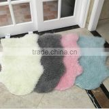 Super soft faux fur blanket and rug, fake fur blanket