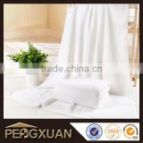 Trade Assurance Luxury Hotel Pure White 16s Hand Towel Face Towel Bath Towel Set