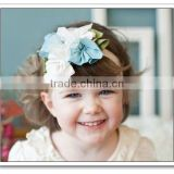 HEADBAND hat cap hair band head wrap with bouquet