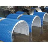 Rain or Wind Cover for Belt Conveyor