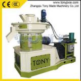 Widely Used Flat Die Wood Sawdust Pellet Machine